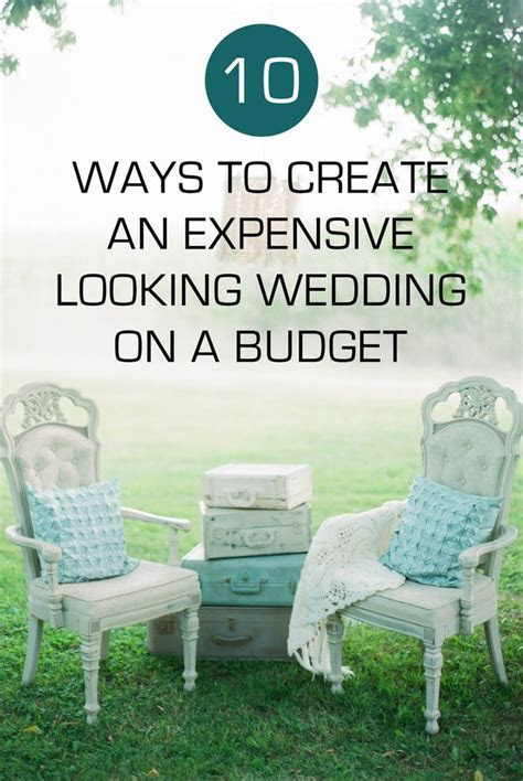 Wedding on a Budget: Cheap Ways to Make It Look More Expensive