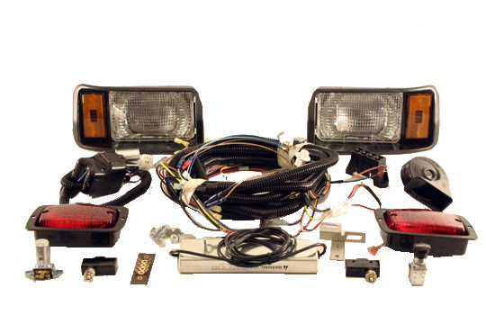 Wiring Diagram For Club Car Light