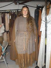 Female Briton today - Camelot poverty