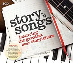 "Cover of ""Story Songs"""