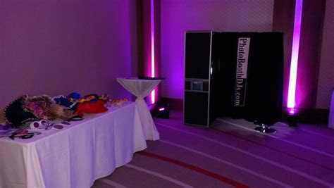 uplighting   chicago photobooth rentals