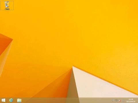 富士通Q&A [Windows 8 1 8] デスクトップの背景(壁紙)を変更