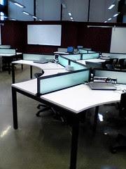 Desks in the Australian Technical College
