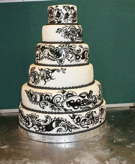 Henna Cakes Designs For Wedding   XciteFun.net