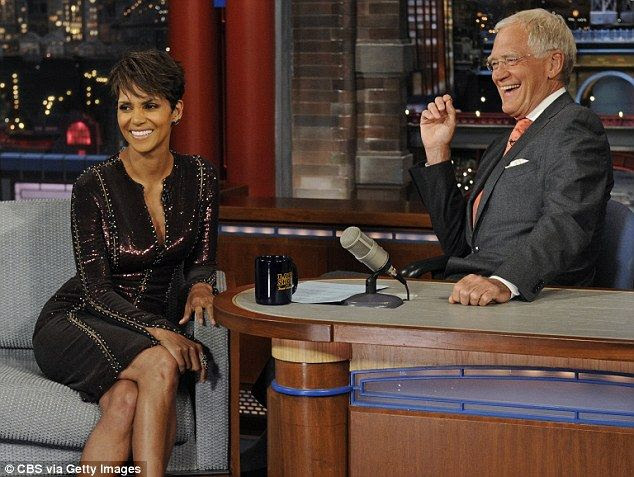 Halle Berry : Letterman (July 2014) photo article-2683845-1F7846D100000578-506_634x477.jpg