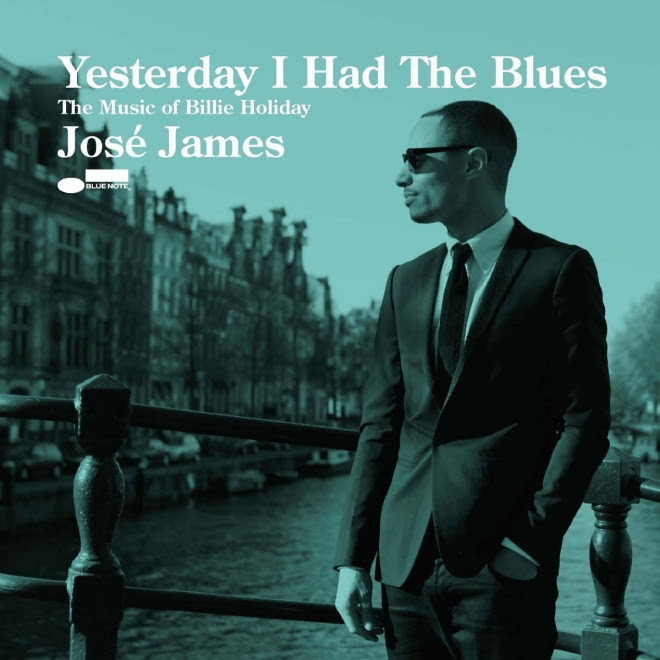 Jose James - 新譜「Yesterday I Had the Blues」日本盤 2015年2月4日発売 ...