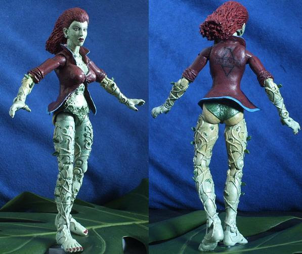 poison ivy batman arkham asylum. Poison Ivy - Batman Arkham
