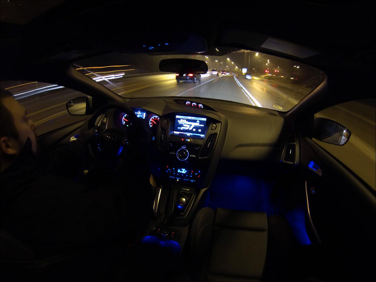 Ford Focus Interior Lights Wont Turn On