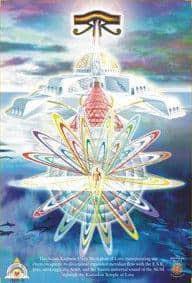 chakras Los 33 Chakras, por Qala Serenia