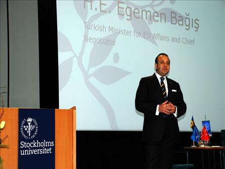 Αποκαλυπτική ομιλία του Εγκεμέν Μπαγκίς οδηγεί σε συμπεράσματα…