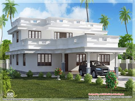 bed pool hip roof flat roof house designs interior