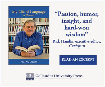 My Life of Language: A Memoir by Paul W. Ogden