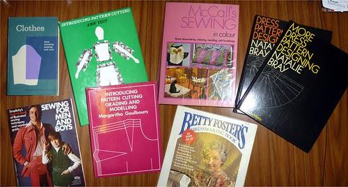 02 Mummy's Sewing Books