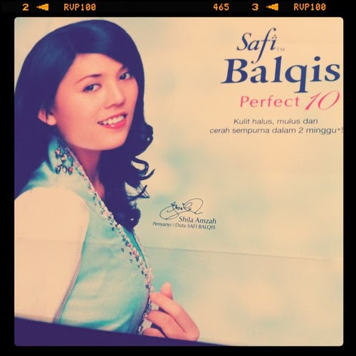 Shila Amzah & Safi Balqis Paperbag