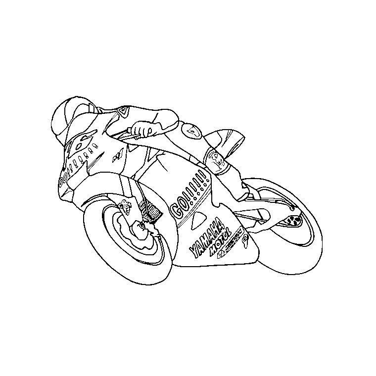 Vedkokeven Blogspot Com Dessin A Imprimer Moto De Course