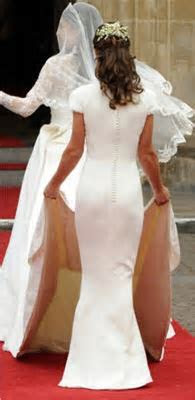 Pippa Middleton Dress   JS Collections   Royal Wedding