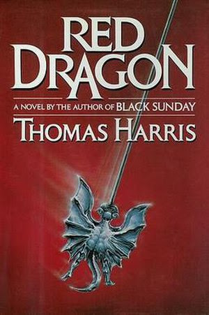 The cover of Thomas Harris's 1981 novel Red Dr...