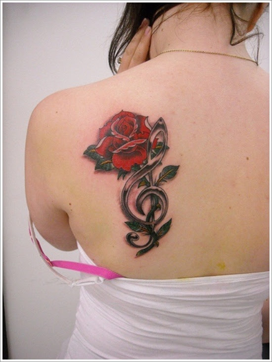Rose Tattoo For Women Design Of Tattoosdesign Of Tattoos