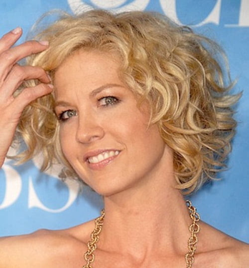 Short Haircuts Curly Hair Round Face Short Hairstyles