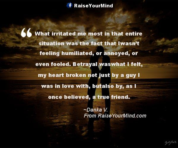 Love Quotes Sayings Verses What Irritated Me Most In That