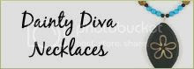 Dainty Diva Handmade Necklaces at Sharma Designs