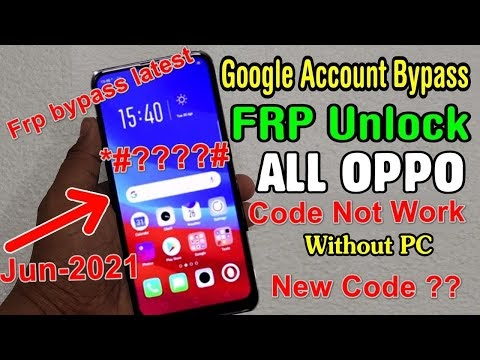 Oppo unlock code not work | Oppo Qualcomm frp | Oppo All Models Unlock FRP/Google Lock Without Pc