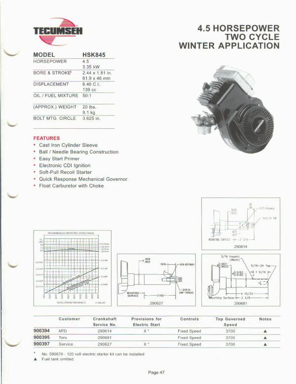 Ohv 3 4 Engine Diagram