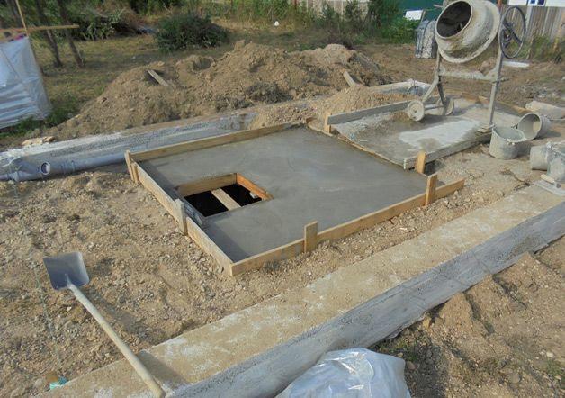 Как правильно сделать потолок в погребе
