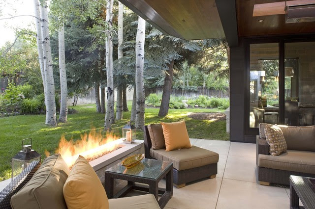 1305 Ranch - contemporary - patio - other metro - by ROWLAND ...