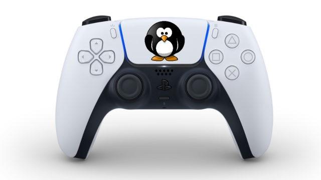 Nuevo controlador de Linux para admitir el controlador Sony PlayStation 5 DualSense
