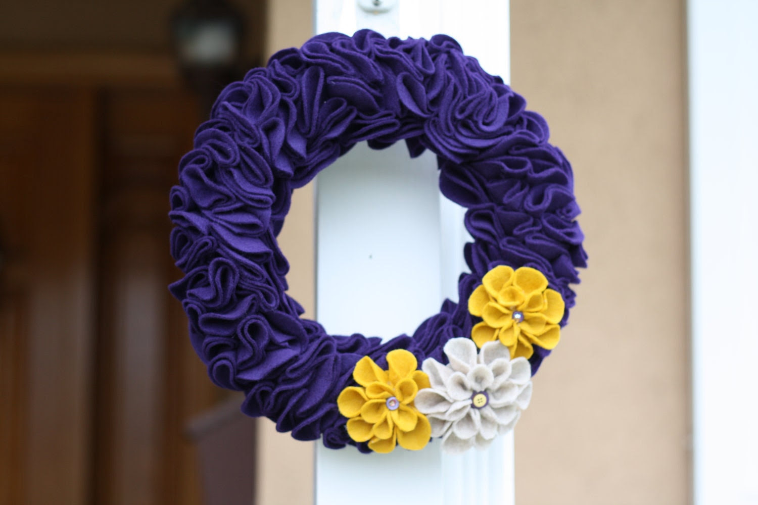 Fall or Easter Wreath