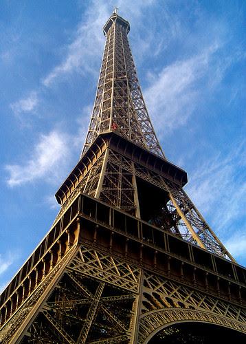 Eiffel Tower, París, France, (1887-1889), by jmhdezhdez