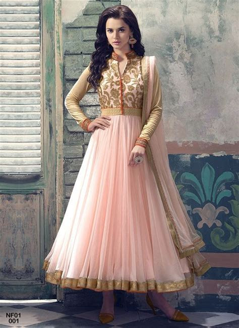 Latest Party Wedding Wear Frocks Designs Collection 2017 2018