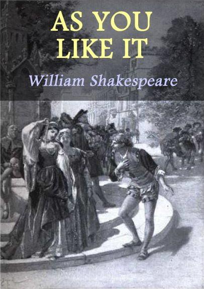 Resultado de imagem para as you like it book cover