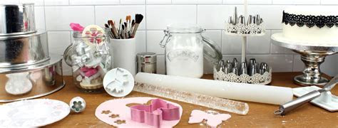 Cake Decorating Equipment and Cutters