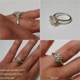 Classic 6 Prong CZ Engagement Ring Solitaires & Plain