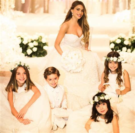 Sofia Vergara and Joe Manganiello's wedding album: See the