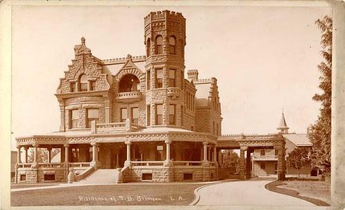 Stimson Residence, c. 1893