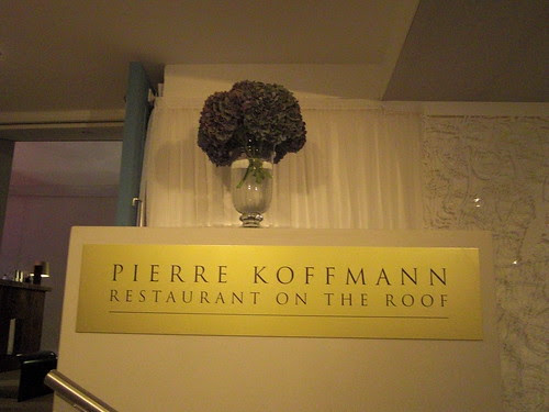 Pierre Koffmann on the Roof