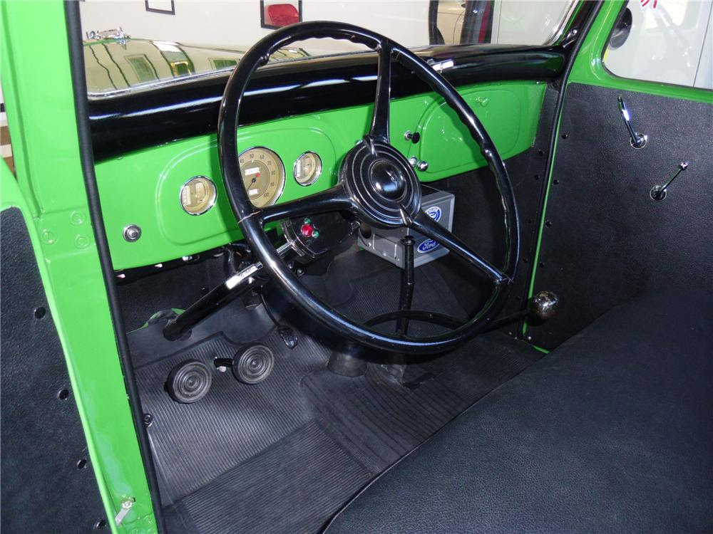 1936 Ford Pickup 116216