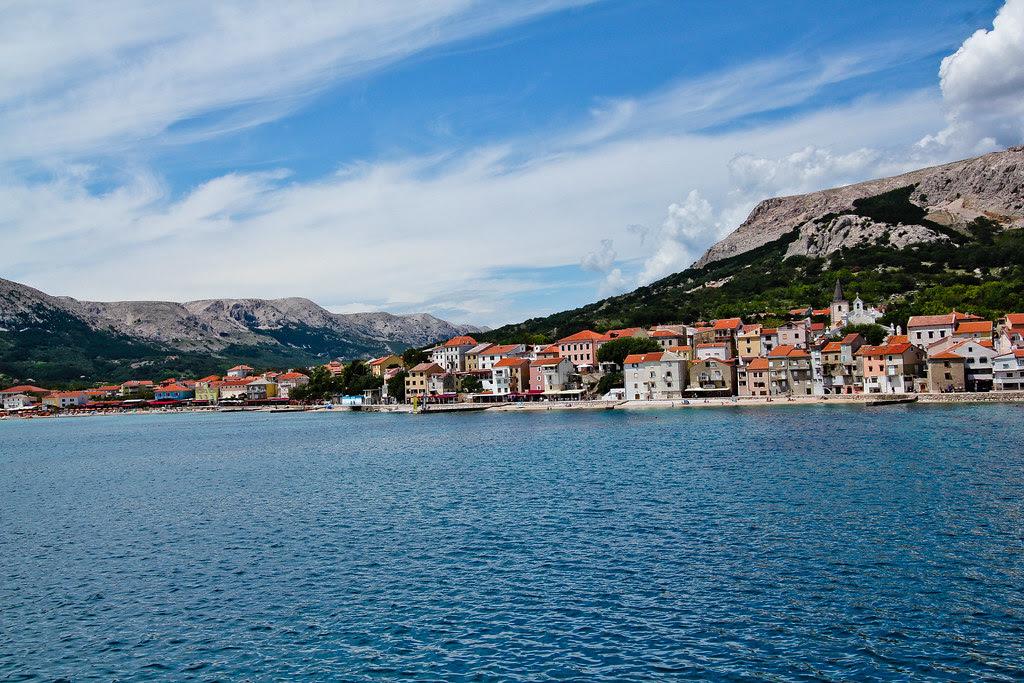 Island of Rab, Croatia
