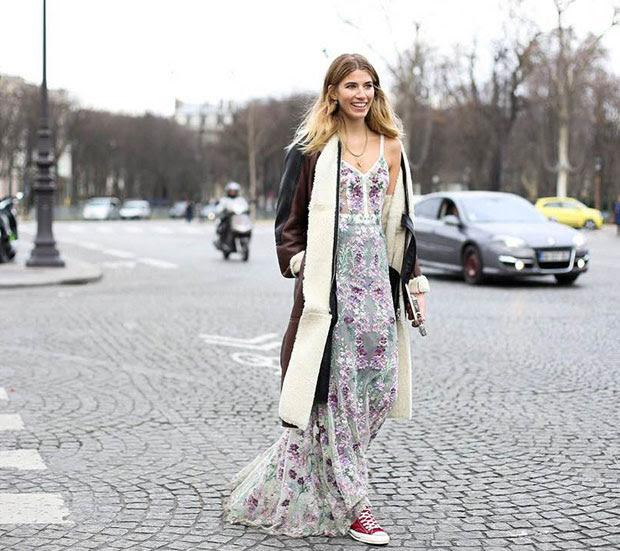 Resultado de imagen de vestidos de fiesta street style