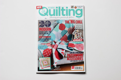 Love, Patchwork & Quilting - Issue 2 by Jeni Baker