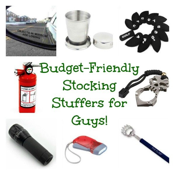 Fun Budget Friendly Stocking Stuffer Ideas For Guys Over 20 Items