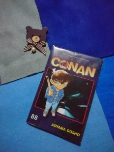 Detektif Conan Vol. 88 Review