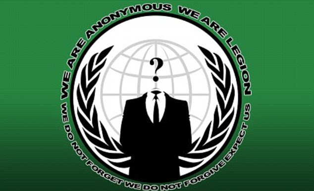 Leaked: Last week, Anonymous announced that it had gotten access to 2.7million of Stratfor's confidential emails, and claimed they could provide 'the smoking gun for a number of crimes'