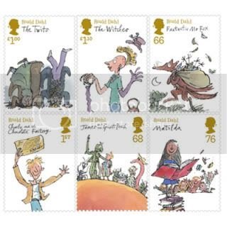 Roald Dahl Love in the U.K.