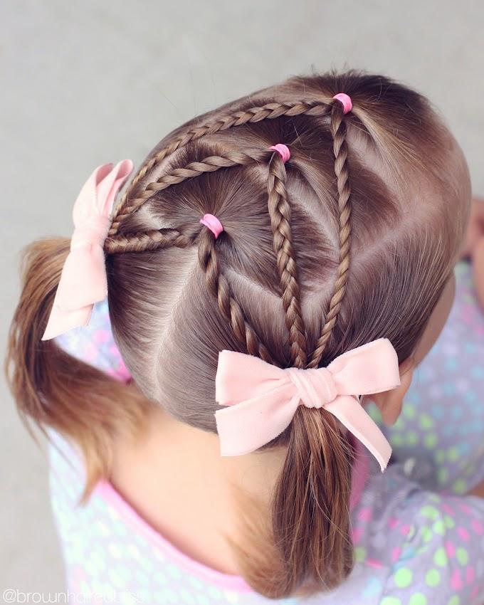 Bonitos Peinados Con Gomitas Para Adolescentes