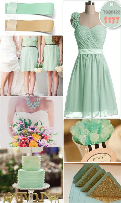 Bridesmaid Dress Trend ? Let's Go Mint!   Tulle