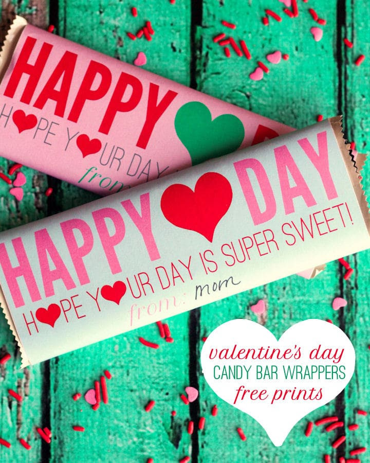 Ioanna's Notebook - Valentine's Day printables